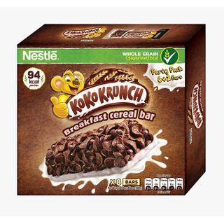 Three O'Clock - Nestle Koko Krunch Cereal Bar (pack of 8)