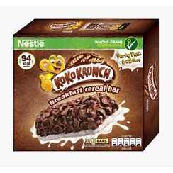 Three O'Clock - Nestle Koko Krunch Cereal Bar (pack of 8)