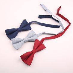 Little Town - 套裝: 手帕 + 蝴蝶結領帶