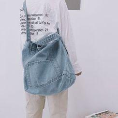 Aishang - 牛仔手提袋