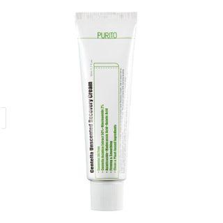 PURITO - Centella Unscented Recovery Cream - 2 Types