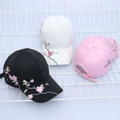 Buttercap - 绣花棒球帽