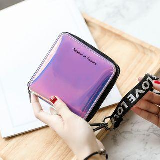 nitefini - Iridescent Zip Wallet