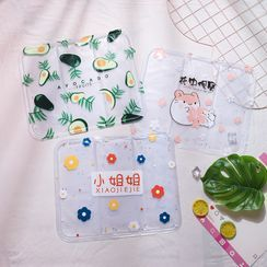 Chimi Chimi - Printed Transparent Cooling Pad