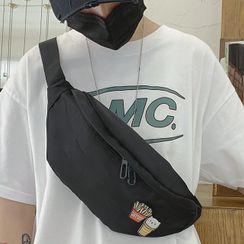 SUNMAN - Badged Belt Bag