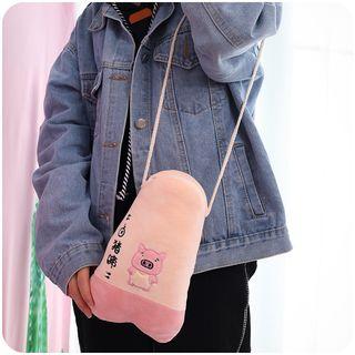 Chimi Chimi - Pig-accent Crossbody Bag