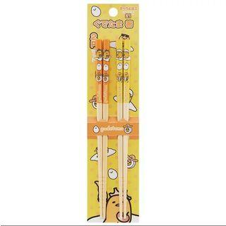 Skater - Gudetama Chopsticks Set 21cm (2 Pairs) (B)
