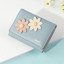 Taomicmic(タオミクミク) - Flower Accent Short Wallet