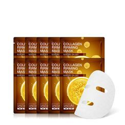 WELLAGE - Collagen Firming Mask Set