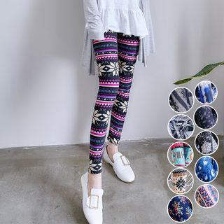ZFYY - Printed Leggings