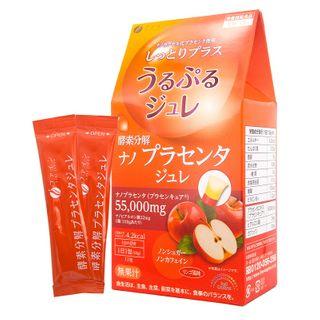 Fine Japan - 酵素胎盘啫喱(苹果味)
