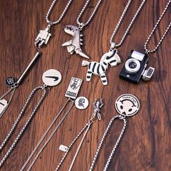 Tinseltown - Pendant Necklace (Various Designs)