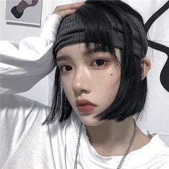 Porstina - 純色針織頭帶