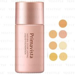 Sofina - Primavista Natural Glow Lasting Liquid Foundation SPF 31 PA+++ 30ml - 7 Types