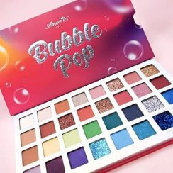 Amorus - Bubble Pop Eyeshadow & Glitter Palette