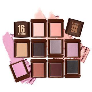 16brand - Sixteen Brickit Shadow Matt Line (16 Colors)