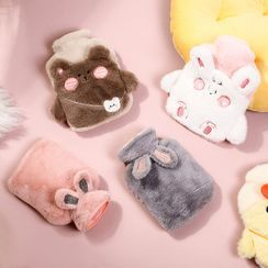 Home Simply - 毛绒小兔耳朵热水袋