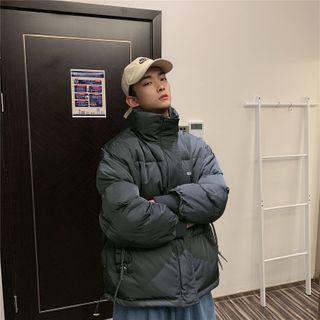Algodon - Padded Zip Jacket
