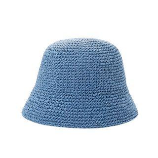 HARPY - Straw Bucket Hat