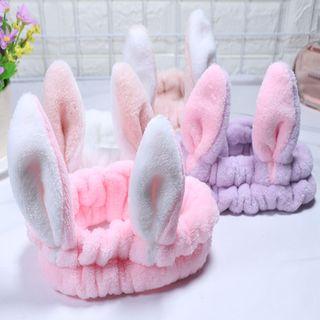 Porcini - Rabbit Ear Face Wash Headband