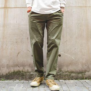 Maden - Straight-Cut Pants
