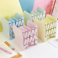 Cute Essentials - Retractable Metal Bookend