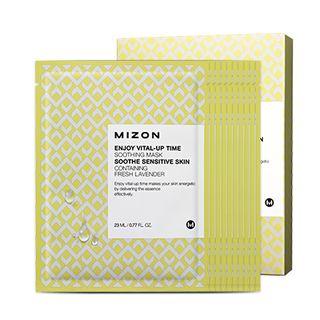 MIZON - Enjoy Vital-Up Time Soothing Mask 10er-Set