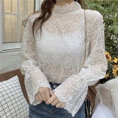 Shamu - Lace Blouse