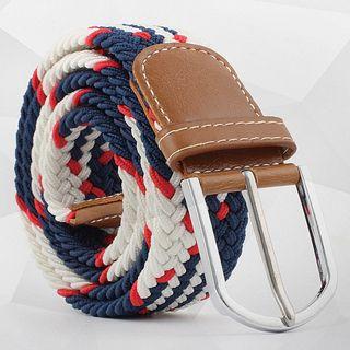 Leatha - 編織彈性腰帶