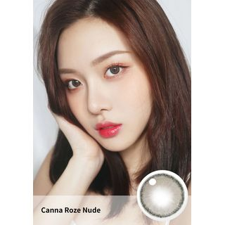 i - DOL - Canna Roze Yearly Color Lens #Nude Brown