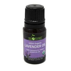 Sky Organics - USDA Organic Lavender Essential Oil