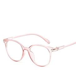 Aisyi(アイシー) - ラウンドフレームブルーライトブロック眼鏡