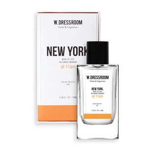 W.DRESSROOM - Eau De Toilette Perfume Spray #33 New York 70ml