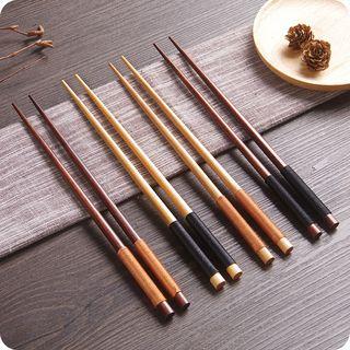 Cutie Pie - Wooden Chopsticks
