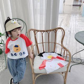 Cyrene - 小童印花短袖T裇