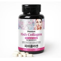 Nutri D-DAY - Premium Fish Collagen 3-Month Set