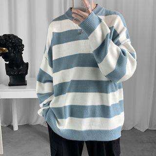 Lazi Boi - 条纹毛衣