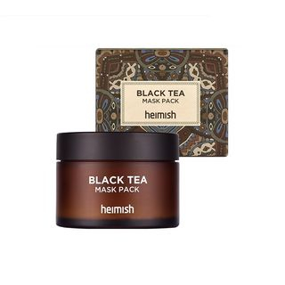 heimish - Black Tea Mask Pack 110ml