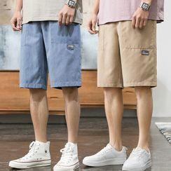 Sindel - Letter Tag Shorts