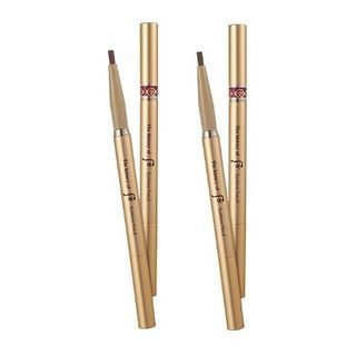 The History of Whoo - Gongjinhyang Mi Eyebrow Pencil Set - 2 Colors