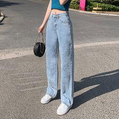 Mayamilo - Straight Leg Jeans