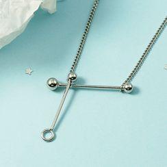 Forainer - 條飾吊墜項鏈