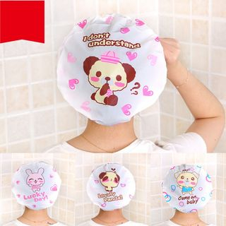 Homy Bazaar - Cartoon Print Shower Cap