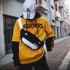 Carryme - 印字輕型腰包