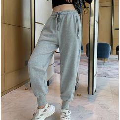 EFO - Drawstring Waist Sweatpants