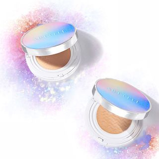 DAYCELL - The Artcell Aurora Pearl Tension Cushion Brightening Effect SPF50+ PA++++ With Refill