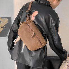 ETONWEAG - Faux Leather Belt Bag