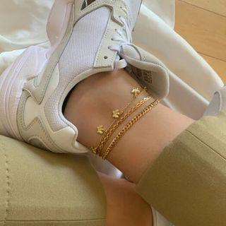 Terreau Kathy - Layered Anklet
