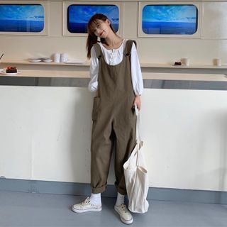 Fabricino - Bow Blouse / Jumper Pants