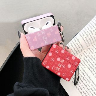 Mobby - Chinese Characters AirPods / Pro Earphone Case Cover